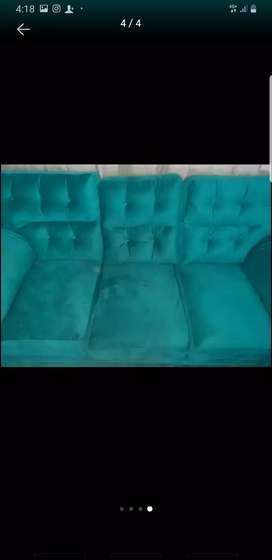 Muebles turquesas en buen estado(precio negociable)