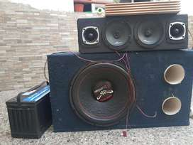 Vendo Audio Car