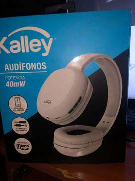 Audifonos kalley inalambricos