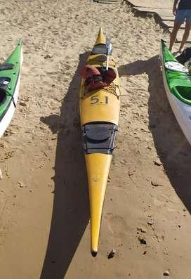 Kayak Yamana SDK, impecable estado!