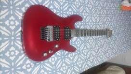 Vendo guitarra nueva jay tourser