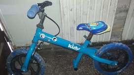 Vendo bicicleta de balanceo