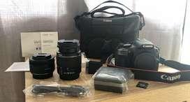 Canon EOS REBEL T6 (W)
