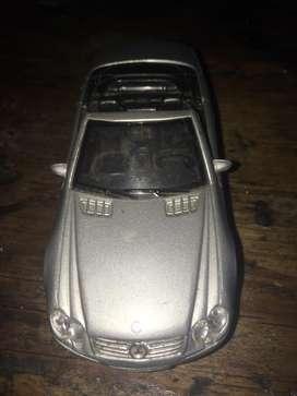 Carro de coleccion mercedes benz sl 500