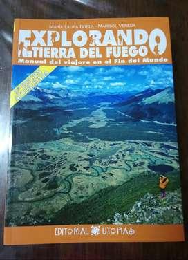 Libro - Explorando Tierra del Fuego.