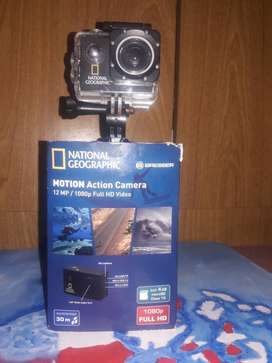 Go Pro National Geographic Motion Action Camara1080p Full Hd