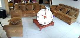 Vendo juego de muebles para sala