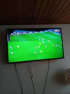 Televisor LG 49 - pantalla fisurada