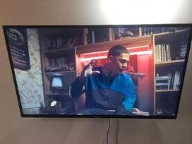 Tv caixun 43 pulg 4k ultra hd