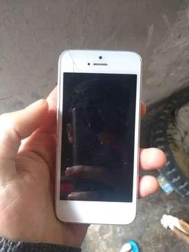 iPhone 5 cambio de bateria