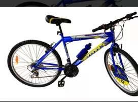 Bicicleta MTX montañera