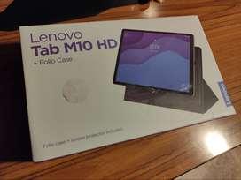 Tablet Lenovo tab M10 HD en perfecto estado