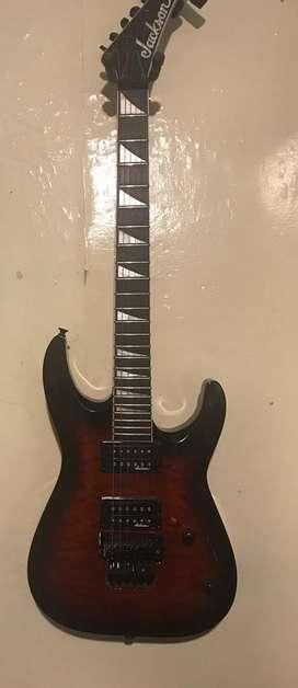 Guitarra Jackson js32 dinky
