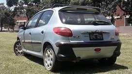 206 XRD 1.9 AÑO 2004