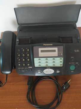 TELEFAX PANASONIC KX FT901