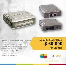 Voipiador Router Dlink Dvg 5121