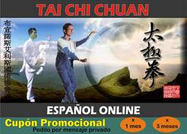 Tai Chi Chuan Instructorado Online