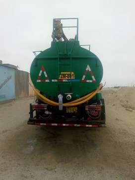 Cisterna Marca VOLVO N10