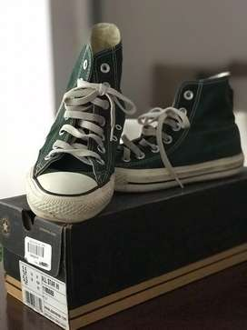 Zapatillas converse botitas
