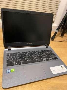 Notebook Asus F507u