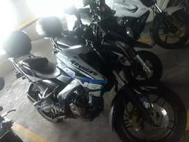 Vendo pulsar 200 ns perfecto estado
