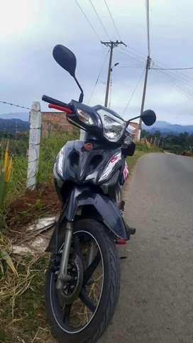 Vendo Moto Keeway