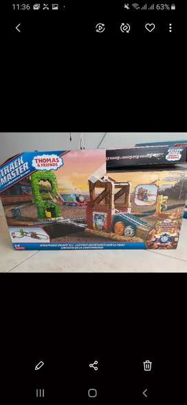 Pista Fisher Price