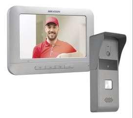 Instalación de Video Porteros, portones electricos redes y mas