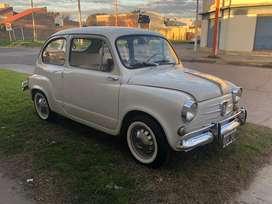 Fiat 600 Suicida 1964, de coleccion