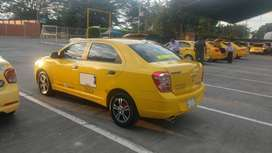 Vendo Taxi Sedan Cobalt - Oportunidad Única