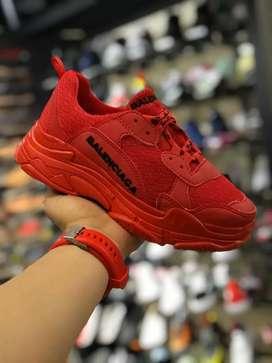 Zapato Tennis Deportivo Balenciaga Para Mujer