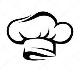 Cocinero o ayudante de cocina con experiencia