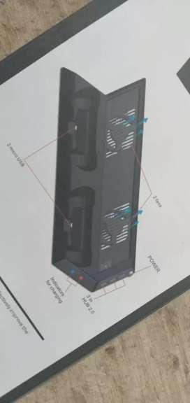 Soporte de cargador del PS4 PRO