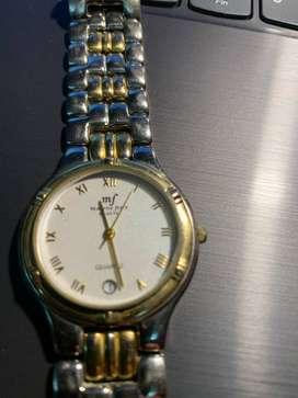 reloj maurice ferre combinado