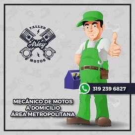 Mecánico a Domicilio :319 2396827