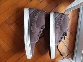 Zapatillas Nike Toki Cuero Gamuzado Nuevas - Talle 11.5