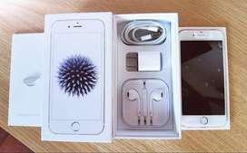 IPHONE 6 DORADO 32GB ACCESORIOS ORIGINALES