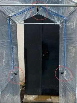 Túnel de desinfección