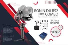 Ronin DJI RS2 pro combo