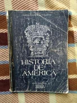 Libro Historia de América