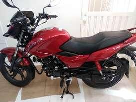 moto Hero ignitor 125 edición especial 100millon