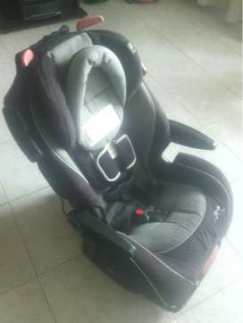 Silla carro bebe Safety Alpha Omega Elite