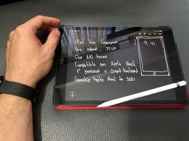 iPad 7ma generacion 2019 32gb gris espacial con estuche