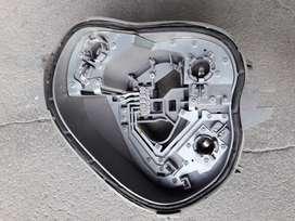 Círculo Impreso Peugeot 208
