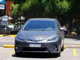Toyota Corolla XEI PACK MT 1.8. TAPIZADO CUERO 100%. UNICO DUEÑO