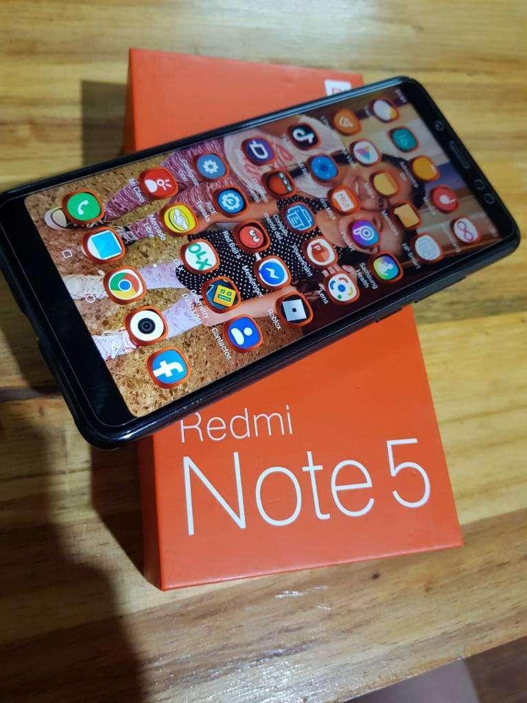 Vendo Redmi Note 5 0