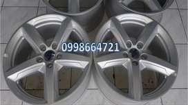 4 Aros Nuevos Ford Explorer, Edge Originales R18 Magnesio 5huecos 114mm