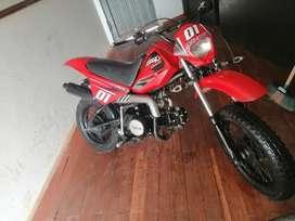 Mino moto. 90 cc