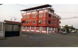 Departamento de alquiler zonal norte de Manta