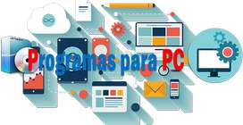 Programas/Sistemas opertativos para Pc